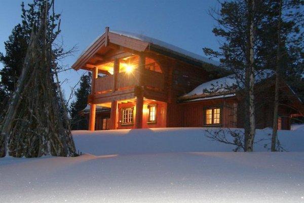 Holzblockhaus Norwegen à Folldal-Dalholen - Image 1