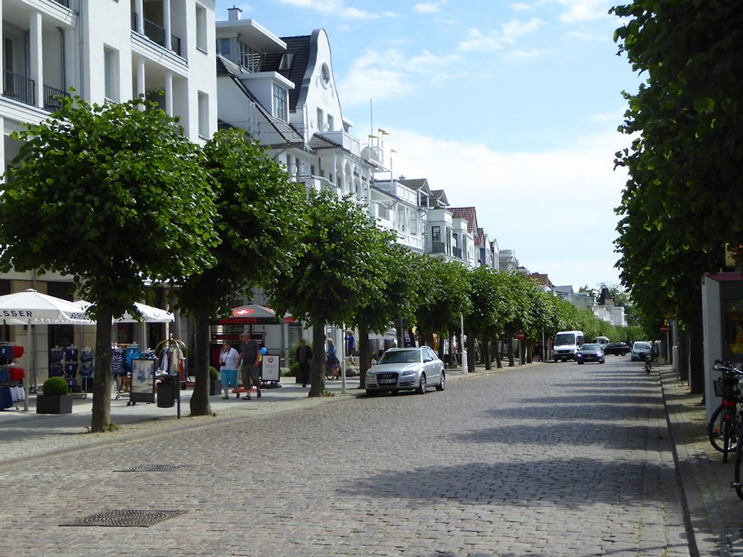Ferienappartement traumzeit ferienwohnung in sellin mieten for Wilhelmstrasse sellin