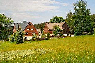 Vakantiehuis Ontspannende vakantie Rechenberg-Bienenmühle