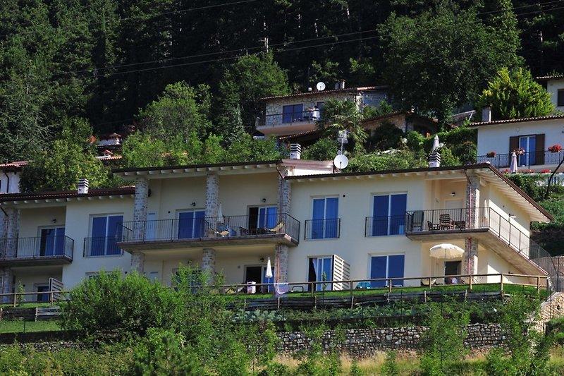 Borgo Le Vigne Außenansicht