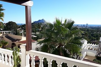 Holiday home Costa blanca Calpe