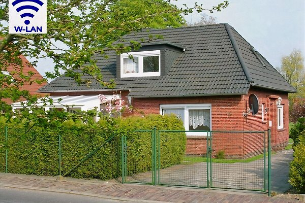 Bungalow Haus Nordwind