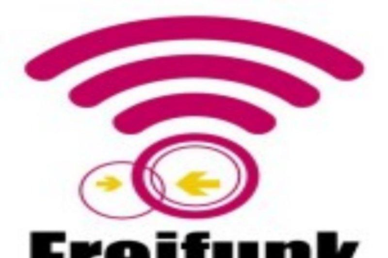 kostenloses Internet über Freifunkantenne vorhanden