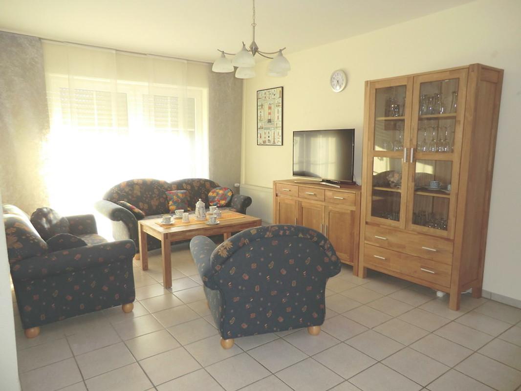 Fewo deichtraum 50m zum strand meer ferienwohnung in for Wohnzimmer 4m