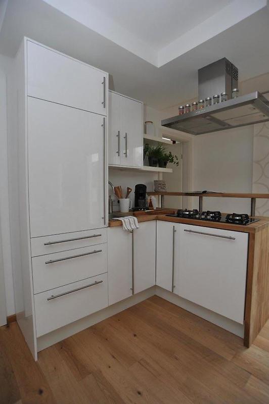 Chalet pauline vakantie appartement in kamperland huren - Geintegreerde keuken wastafel ...