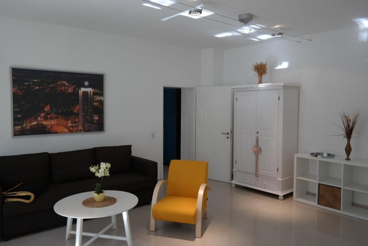 apartment ab 38 ferienwohnung in leipzig centrum mieten. Black Bedroom Furniture Sets. Home Design Ideas