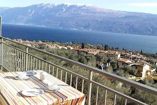 Holiday flat family holiday Toscolano Maderno