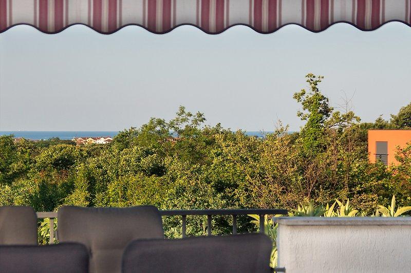 Terrasse - Aussicht