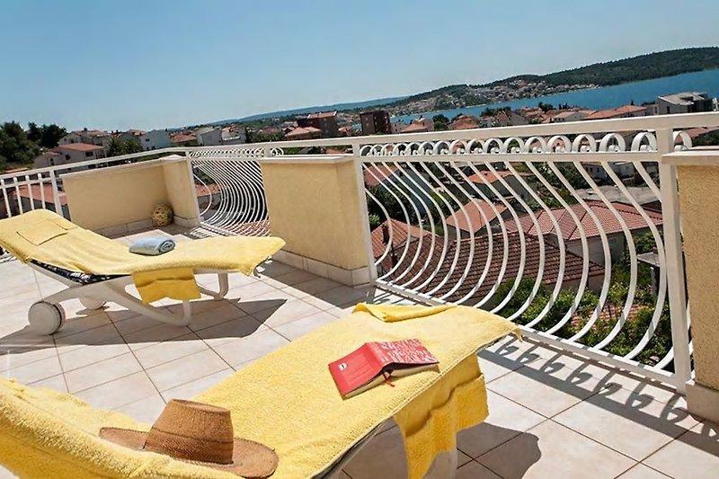 Panorama-Dachterrasse