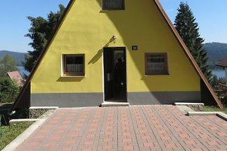 Casa de vacaciones en Lipno nad Vltavou
