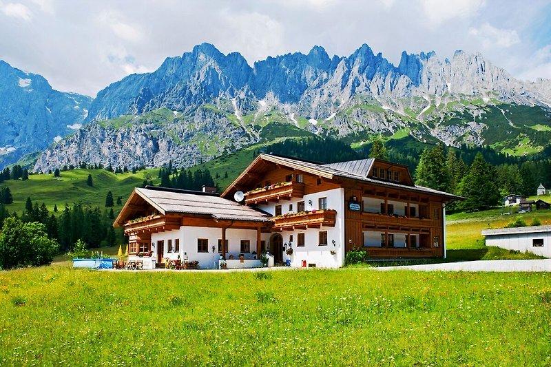 Maison de vacances à Mühlbach am Hochkönig - Image 2