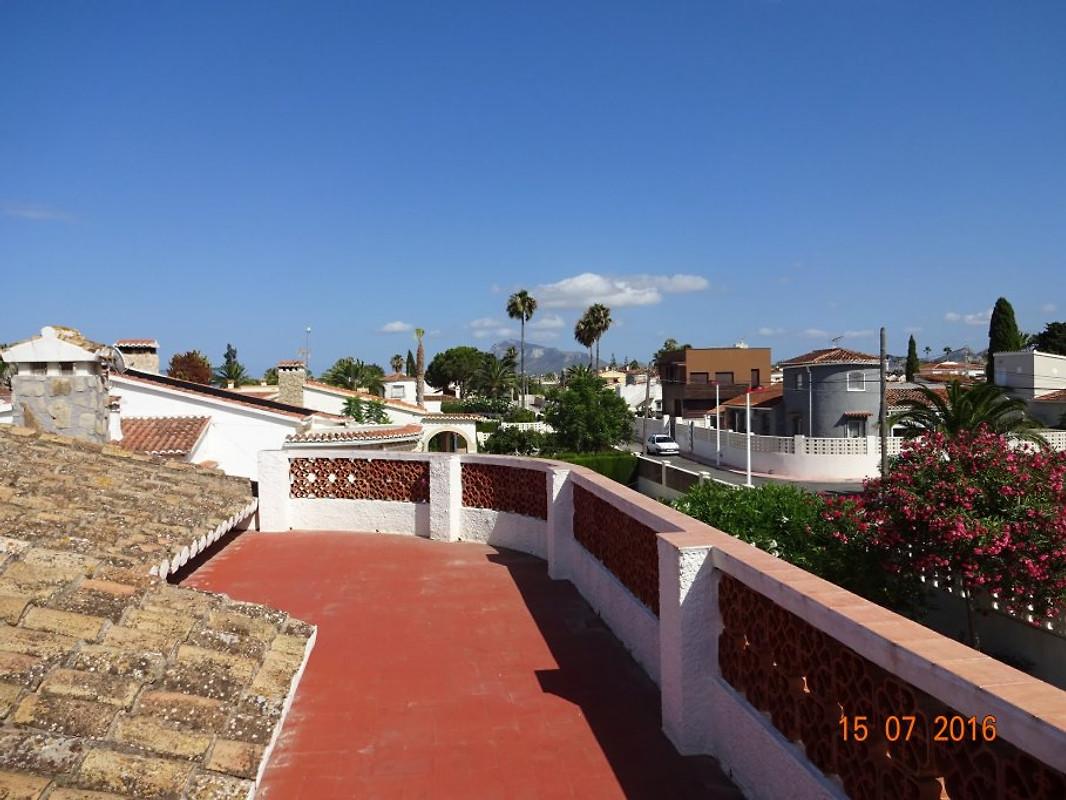 Casa relajado casa vacanze in els poblets affittare for Stima sulla costruzione di una casa con 3 camere da letto