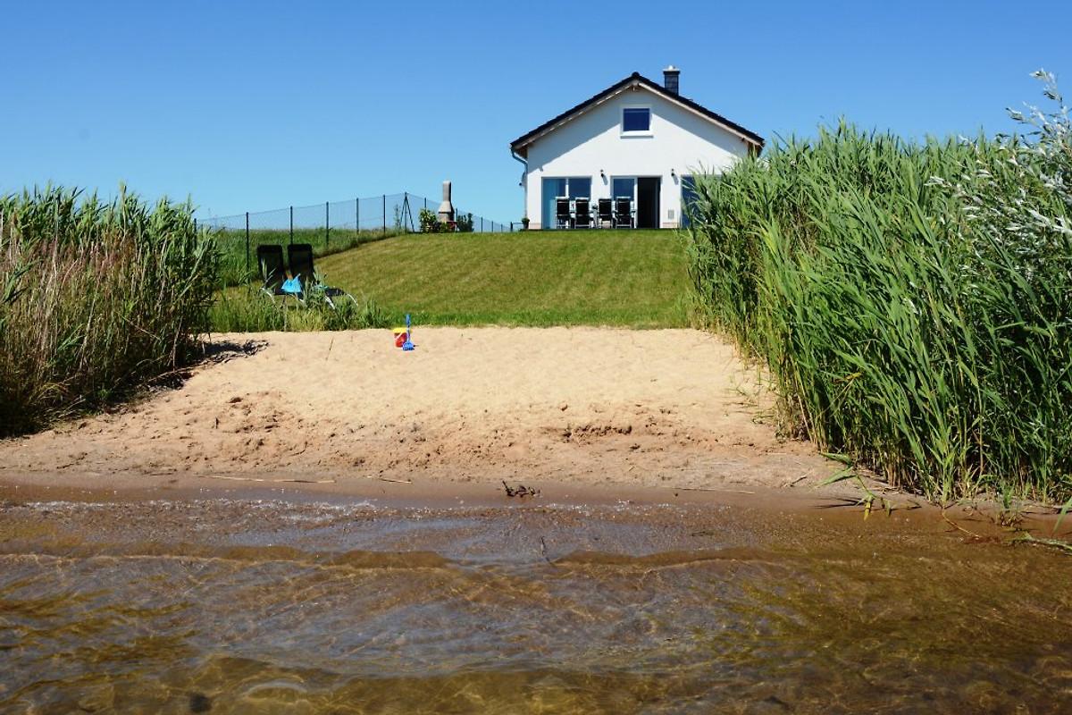 Seeblick 29 l bnitz sachsen wlan ferienhaus in for Haus mieten gunstig