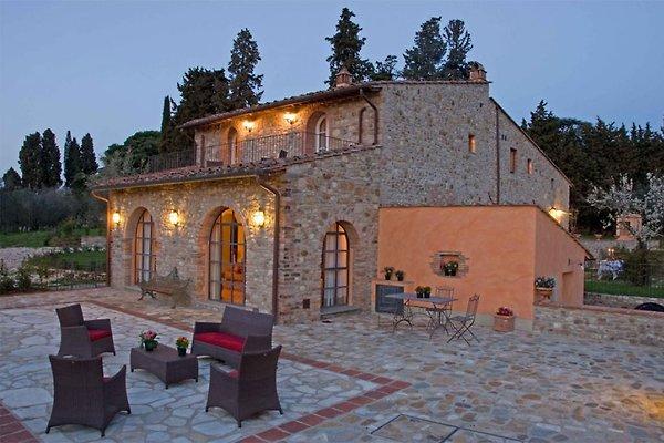 Borgo in Rosa in San Casciano - Bild 1