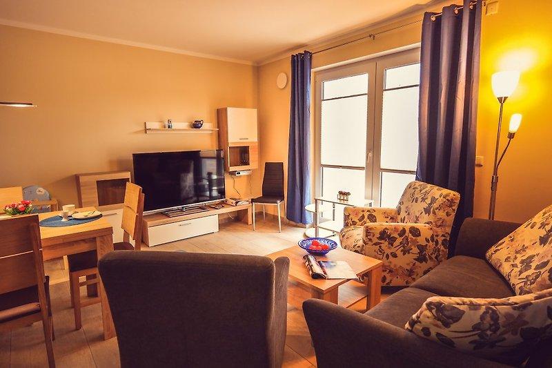 Wohnzimmer_ Sitzecke