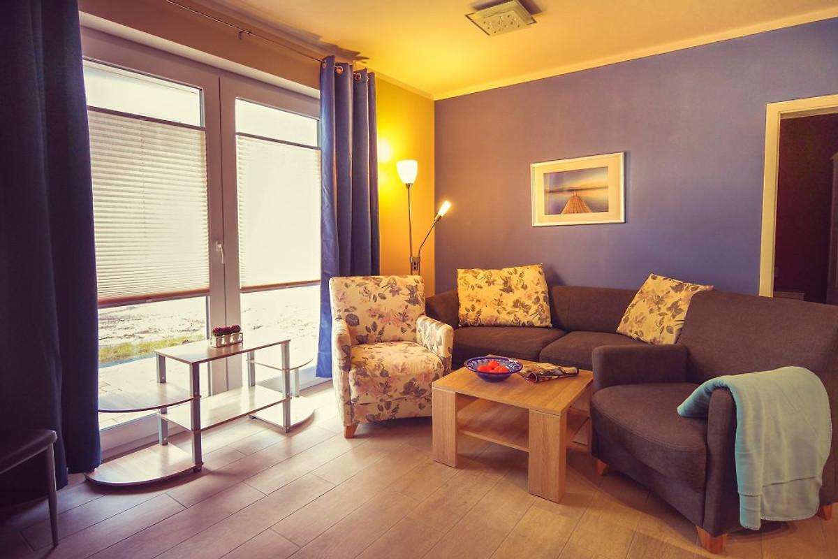 Ferienwohnung mit sauna und kamin ferienhaus in zinnowitz mieten - Sitzecke wohnzimmer ...