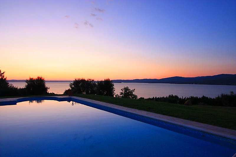 San Feliciano 435 avec piscine privée à Magione - Image 2