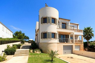 Beach Villa Porto Colom 3282 Seaside