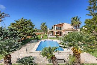 Casa vacanza spiaggia di Cala Sanau 3941