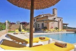 Komfort-Finca S'Horta 5675 mit Pool
