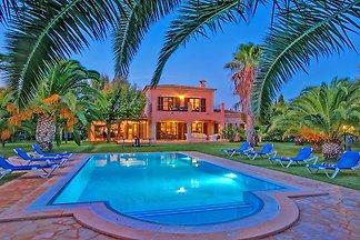 Luxus Ferienhaus Calonge 4690 Pool