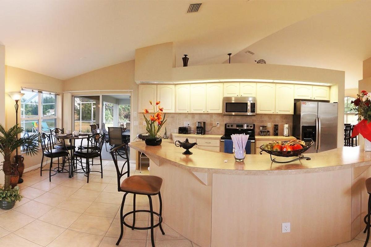Villa Sunny DREAMS - Ferienhaus in Cape Coral mieten