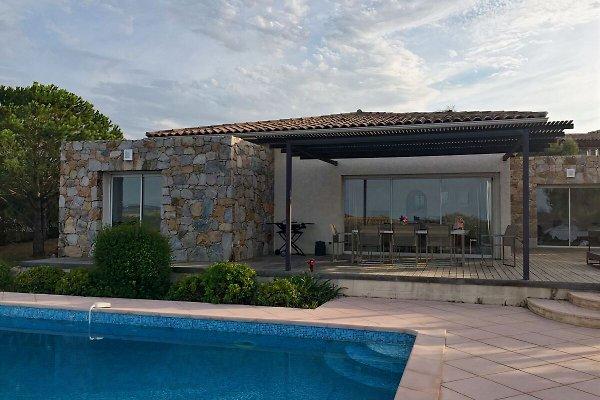 beautiful villa in Lumio in Lumio - picture 1