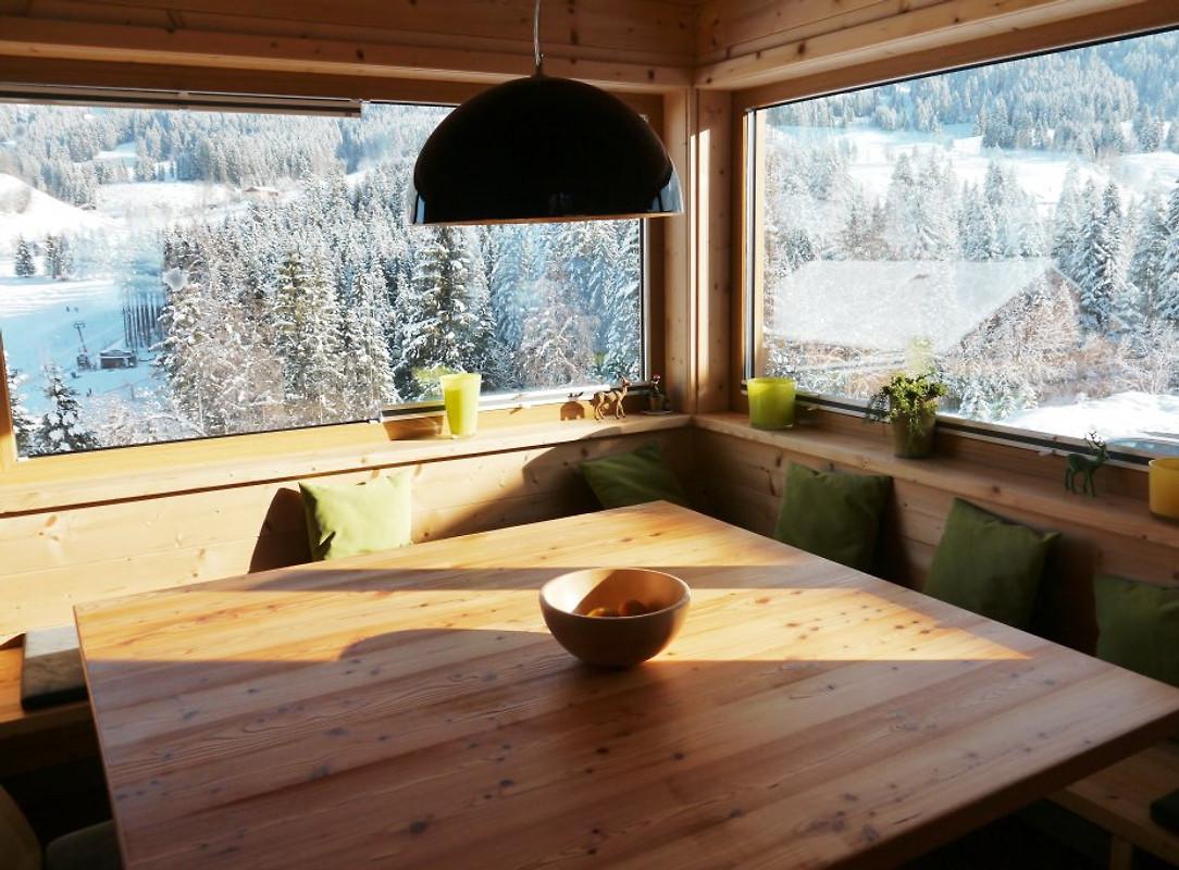 chalet donnerkogel ferienhaus in annaberg mieten. Black Bedroom Furniture Sets. Home Design Ideas