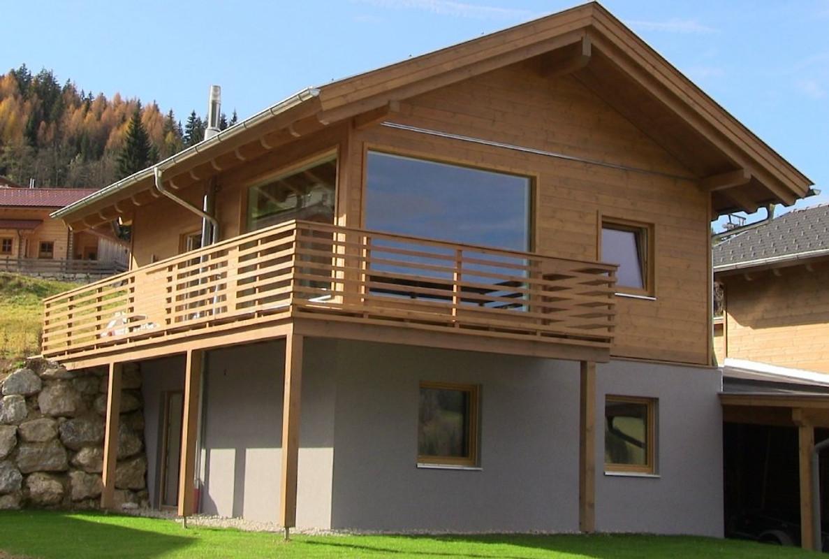 chalet annaberg ferienhaus in annaberg mieten. Black Bedroom Furniture Sets. Home Design Ideas