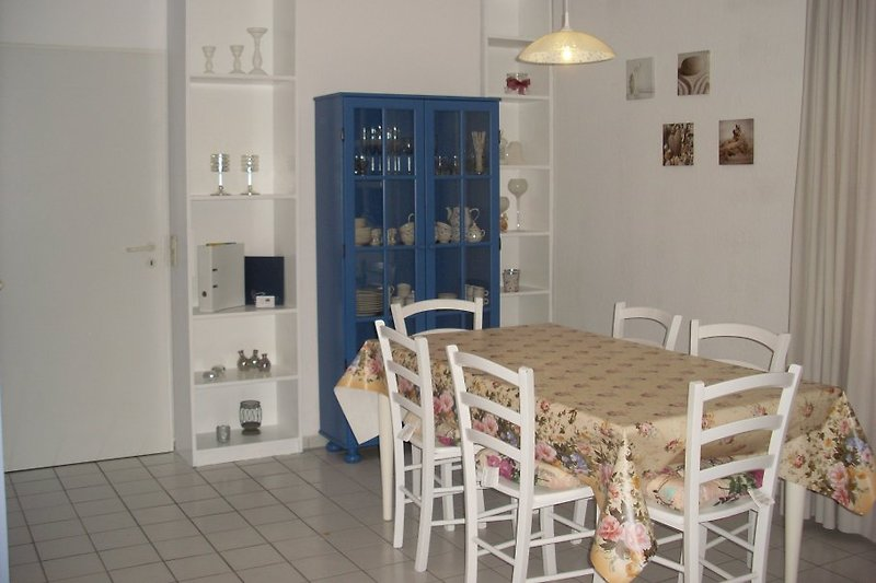 Ferienhaus Lennox- Wohn-/Essbereich