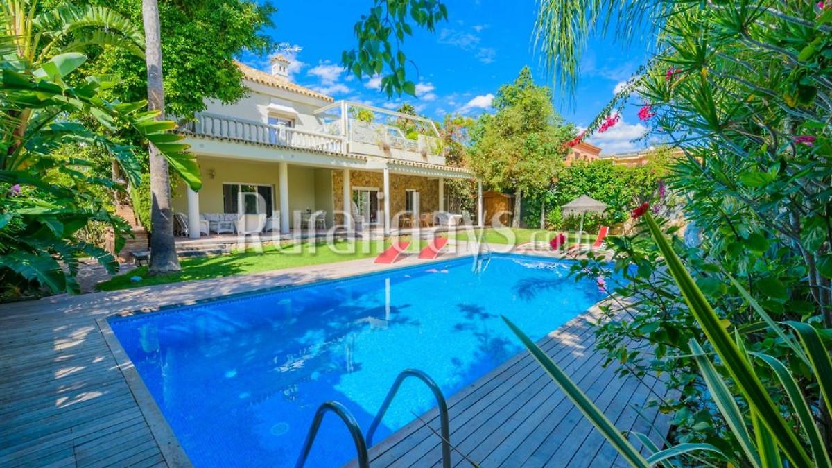 Luxe villa costa de la luz cadiz vakantiehuis in el puerto de santa maria huren - Puerto santa maria cadiz ...