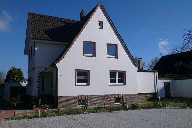 Willkommen im Sahlenburger Ferienhaus!