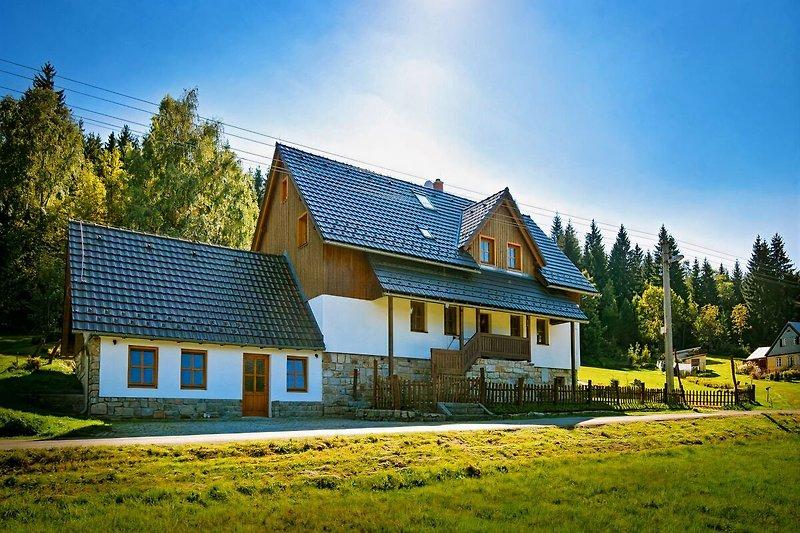 Berghütte Amálka | Ferienhaus Amalka