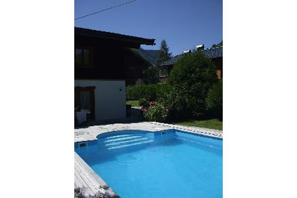 Ferienhaus für 2 Familien in Wald im Pinzgau - Bild 1