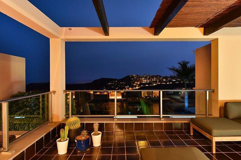 Terrasse Panoramaebene
