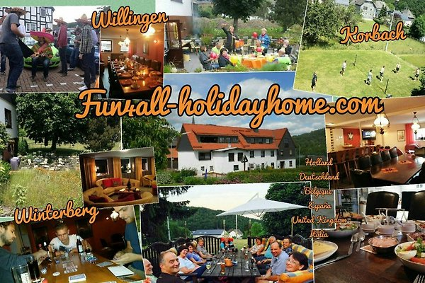 Sommertime Fun4all-holidayhome with fun-inn