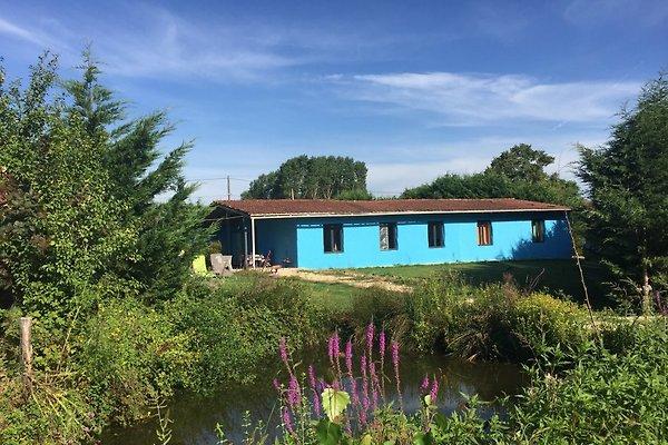 El sueño de vacaciones en Borgoña azul en Montpont en Bresse - imágen 1