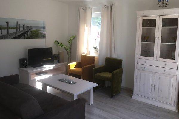 ferienhaus wasserlilie ferienhaus in dorf zechlin mieten. Black Bedroom Furniture Sets. Home Design Ideas