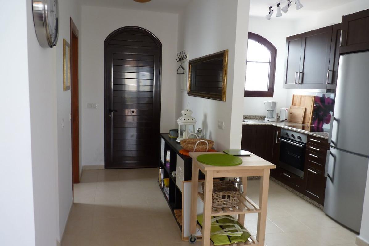Casa con vista mare casa vacanze in playa blanca affittare for Piani casa ranch con seminterrato finito