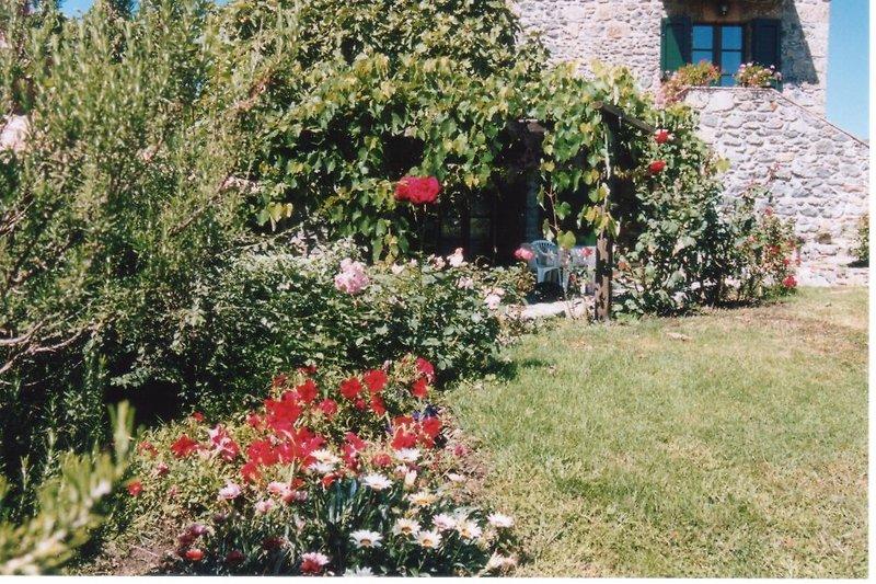 Garten vor Casa Gialla