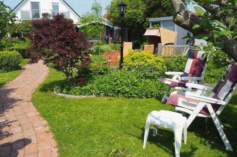 Sitzgruppen Garten