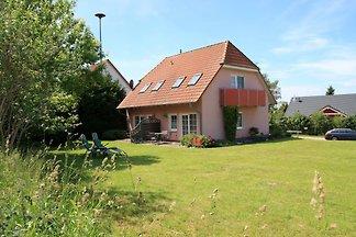 Vakantie-appartement in Röbel/Müritz
