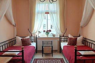 Vakantie-appartement Gezinsvakantie Waren (Müritz)