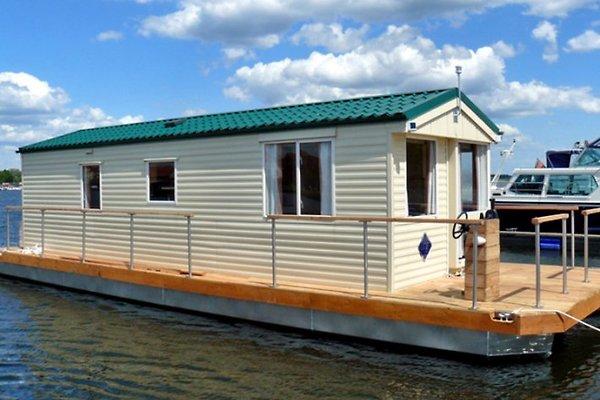 Hausboot für max. 4+2 Personen in Silz - Bild 1