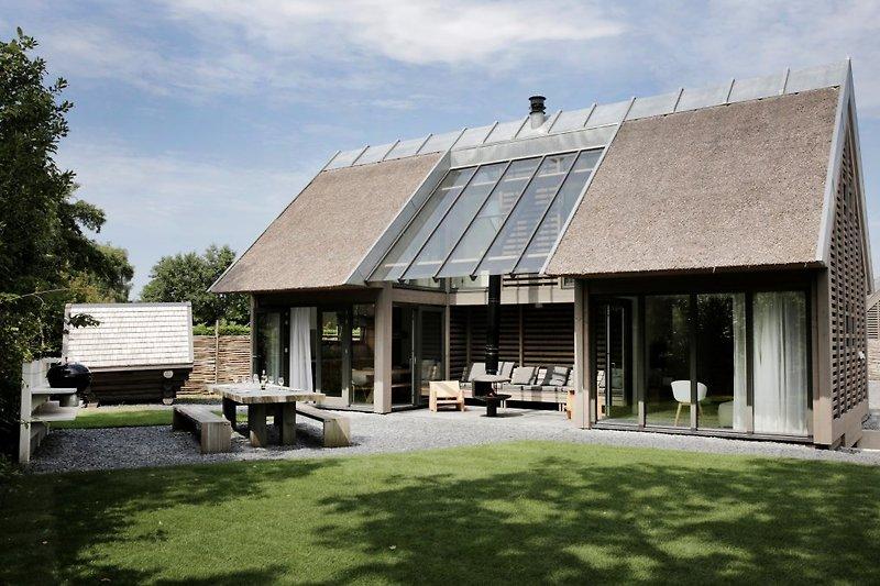 Luxus-8-Personen-Villa im Schoorl