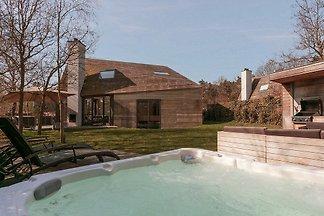 8p Ferienhaus mit whirlpool & sauna