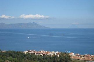 Casa Giuseppe = grandiose vue sur la mer