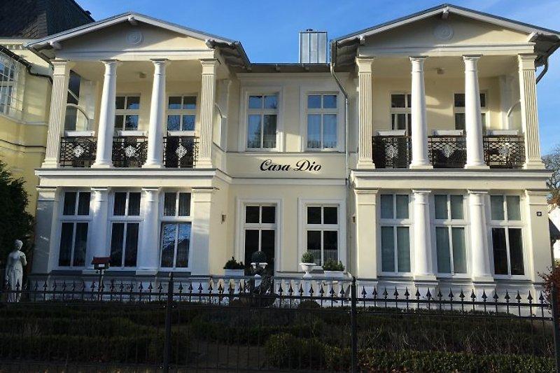Villa Casa Dio