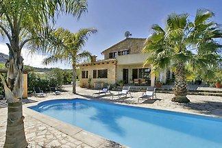 Sa Bastida, ruhig gelegen mit Pool