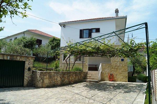 Meerblick Ciovo Haus in Mastrinka - Bild 1